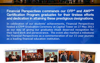 CFP® Graduation Ceremony